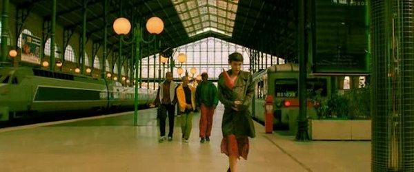 Gare de l'Est(パリ東駅)