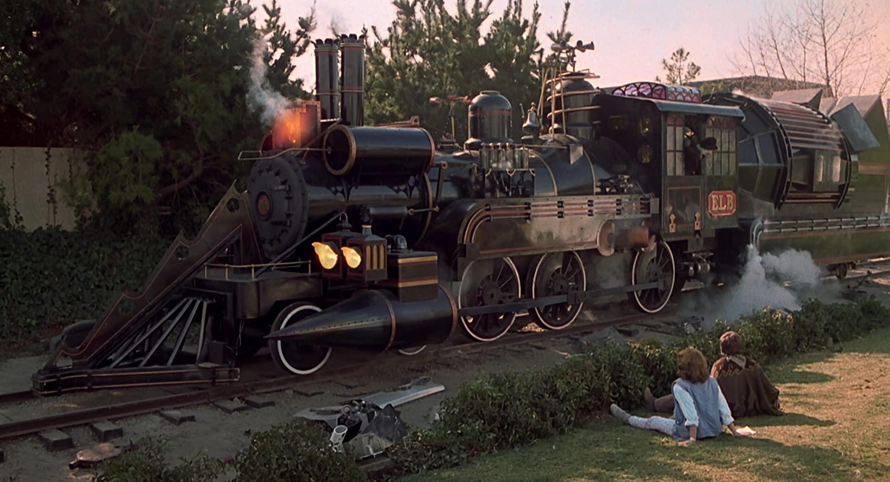 PART3で蒸気機関車をタイムマシンに出来た謎