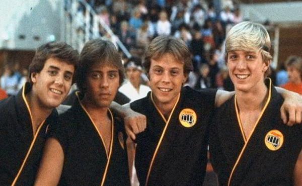 ベスト・キッド(1984)のコブラ会