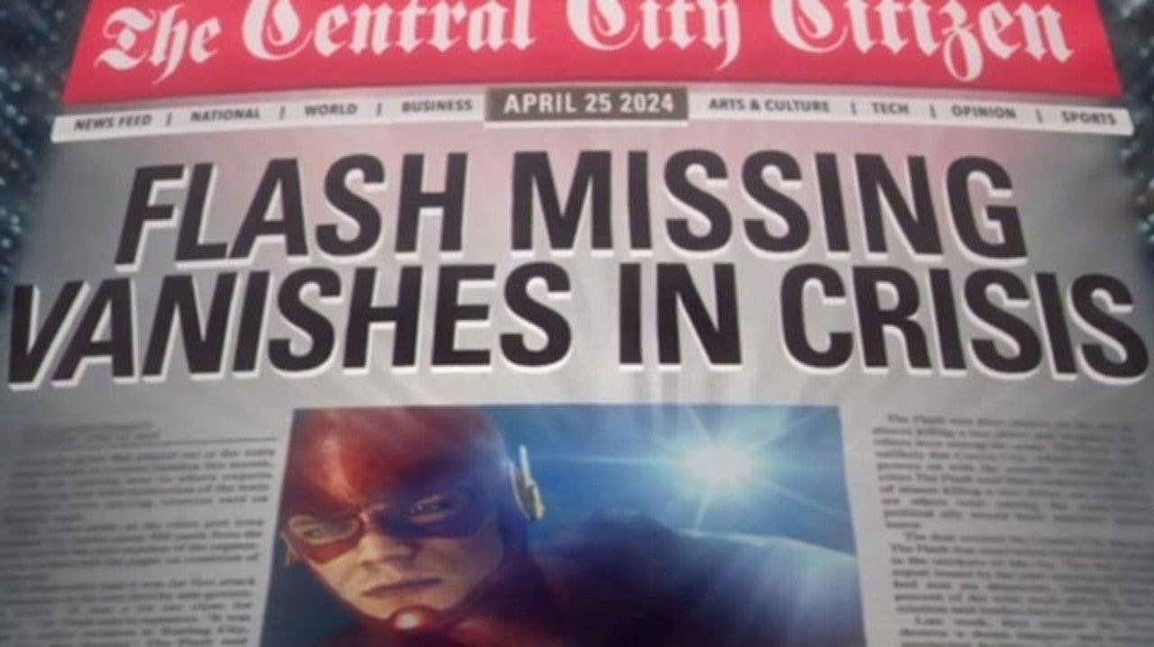 クライシスは物語のヒントが「フラッシュ」に散りばめられていた