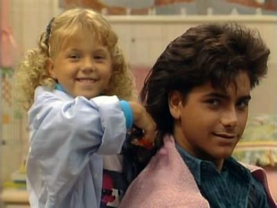 シーズン2 エピソード1 ジェシーの断髪式