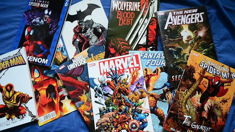 アメコミ好きが集まればヒーロー専門誌の刊行も夢じゃない?