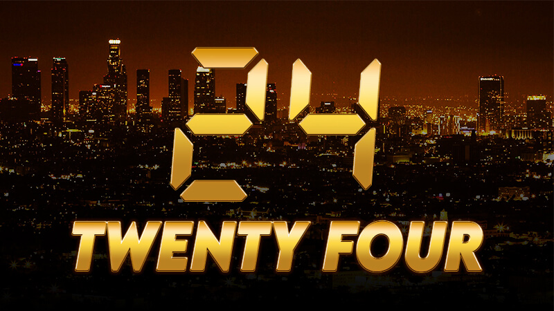 【海外ドラマ】おすすめ「24 – TWENTY FOUR -」のトリビア・あらすじ・キャストなど徹底解説